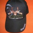 Cap America Black Live To Hunt / Hunt To Live Baseball Cap UPC:710534483964