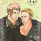 Axis Powers Hetalia Doujinshi G Germany x Prussia YH18