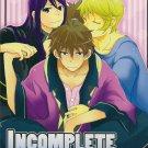 YT4 Tales of Vesperia Doujinshi Incomplete Triangle Flynn x Yuri x Raven