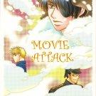 YF12 Full Metal Alchemist Doujinshi Movie Attack by Kouji Renkin Havoc x Roy