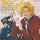 YF27 Full Metal Alchemist Doujinshi Full Metal Panic All Cast / Roy x Ed