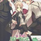 Axis Powers Hetalia Doujinshi YH45 US x UK by Hakka Pink 46 pages