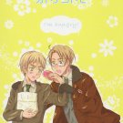 Axis Powers Hetalia Doujinshi YH46 US x UK I'm Hungry by Kekeraya
