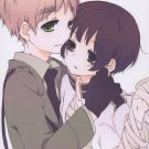 Axis Powers Hetalia Doujinshi YH51 US x Japan Cry: CRYBABY by Addiction DOLL