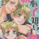 Axis Powers Hetalia Doujinshi YH66 by Anastasia 76 pages