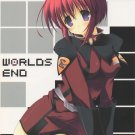 ADULT 18+ Doujinshi EG39  Gundam Seed	 Worlds End by	ALC	Lunamaria centric	24 pgs