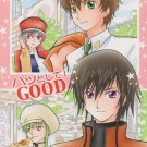 YC25 Code Geass Doujinshi Goodby Hashiba SistersAll Cast36 pages