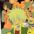 YN18 Naruto Doujinshi Purple Mind by Ai TenkawaKakashi x Naruto32 pages