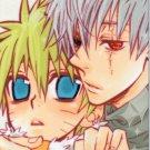 YN25  Naruto Doujinshi Snow by Ai TenkawaKakashi x Naruto 36 pages