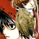 YDN3 Death Note	Doujinshi Dead Line		L x Light	20 pages
