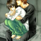 YDN15 Death Note	ADULT 18+ Doujinshi Sentence	by Nagisaku	Light x L	28 pages