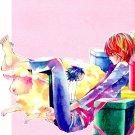 YDN21 Death Note DoujinshiBirthday by Yuzai-HitsuziLight x L / Light x Mikami44 pages