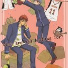 YK4 Kuroko no BasukeDoujinshi What are you looking for?Kagami x Kuroko28 pages