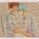 YK28 Kuroko no Basuke18+ ADULLT Doujinshi Kiss Vanillaby Kings' IndigoKagami x Kuroko16 pages
