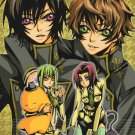 YC17 Code Geass	Doujinshi Noir	by Chiho + Job 	All Cast	28 pages