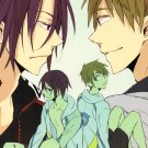 YI4 Free! Iwatobi Swim Club Doujinshi Over		Makoto x Rin	32 pages