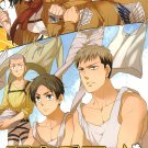 YAT14 Attack on Titan	Doujinshi The big pinch of the recon corps 32 pages