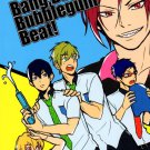 YI50 Free! Iwatobi Swim Club Doujinshi  Bang Bang Bubblegum Beat	by aihoro	All Cast