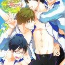 YI60 Free! Iwatobi Swim Club Doujinshi Water Intoxication Syndrome! All Cast