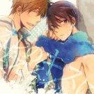 YI62 Free! Iwatobi Swim Club Doujinshi  R15 by AMAOh!Makoto x Haruka20 pages