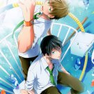 YI69 Free! Iwatobi Swim Club Doujinshi  Makoto x Haruka28 pages