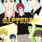 YI10 Free! Iwatobi Swim Club Doujinshi  Capture! by Raia TakagiAll Cast22 pages