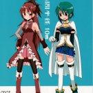 NY16Puella Madoka MagicaR15 Doujinshi by OverKyoko x Sayaka26 pages