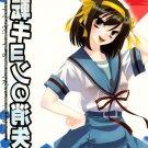 EM60 Melancholy of Haruhi SuzumiyaKyon x Haruhi  18+ ADULT DOUJINSHI