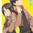YAT59	Attack on Titan	Doujinshi by Brutto Scherzo	Bertolt x Ymir