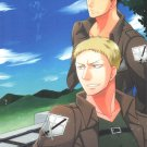 YAT74	Attack on Titan Doujinshi by Hasuhara	Bertolt x Reiner	34 pages