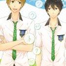 YI91Free! Iwatobi Swim Club Doujinshi by SansyokusabouMakoto x Haruka16 pages
