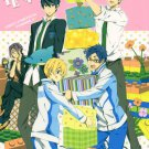 YI94 Free! Iwatobi Swim Club Doujinshi by Zooya!All Cast20 pages