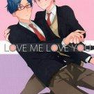 YI101Free! Iwatobi Swim Club18+ ADULT Doujinshi by KarappoNagisa x Rei32 pages