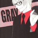 YH23HetaliaDoujinshi Gray by Kaso-RhythmUSA x Japan32 pages