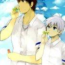 YK85Kuroko no BasukeDoujinshi merry go roundby GutsyKagami x Kuroko30 pages