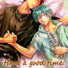 YK89Kuroko no BasukeDoujinshi Have a good timeby CaptivateKagami x Kuroko18 pages