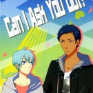 YK105Kuroko no BasukeDoujinshi Can I ask you out?by OsushiAomine x Kuroko28 pages