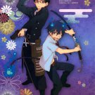 YBE3	Blue Exorcist	Doujinshi Flare Gadget	by Yonifull	Rin, Yukio, All Cast	32 pages