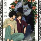 YDN30	Death Note	Doujinshi Godscythe	by Nozokiyahonpo	L x Light	32 pages