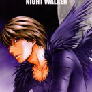 YDN42	Death Note	Doujinshi Night Walker	by Kizingumi	Light x L	18 pages