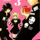 YDN43	Death Note		Doujinshi by Satorio	Light, L, Misa	30 pages