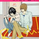 YDN61	Death Note	R15 Doujinshi Rush!	by Shangrila	 Light x L	28 pages