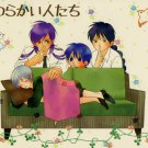 YML11	Magi Doujinshi by Puku Puku	All Cast	34 pages