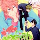 Y134Free! Iwatobi Swim ClubDoujinshi by B-LushKisumi + Makoto x Haruka28pages