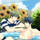 18+ ADULT DOUJINSHI Y135Free! Iwatobi Swim ClubLove CommunicationMakoto x Haruka34pages