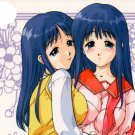 ET70	R18 ADULT Doujinshi	To Heart 2	Sister Strawberry	by Hellabunna 	Ayaka x Serika	32	pages