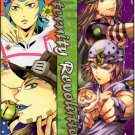 YJ43	Jojo's Bizzare Adventures	Doujinshi Eternity Revolution		Gyro, Johnny centric	24 pages