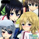 EI13R18 ADULT Doujinshi Infinite StratosThis HarlemAll cast20pages