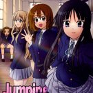 """EK49R18 ADULT Doujinshi """"K-On """"Jumping Now byGold RushAll Cast34pages"""