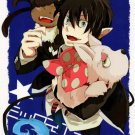YBE34	Blue Exorcist	Doujinshi by kaguudou	All Cast	40 pages